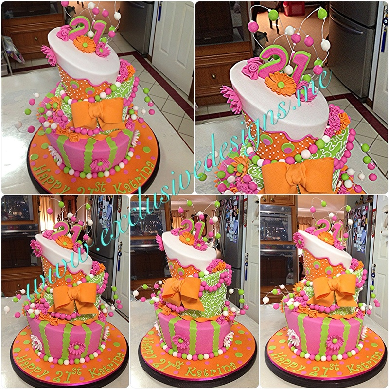 Birthday Cakes Brisbane Prices