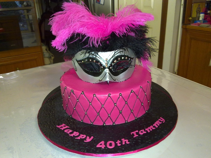 Cake Decorating Ideas For Adults