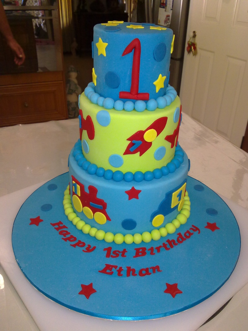 Special Occasion Novelty Cakes
